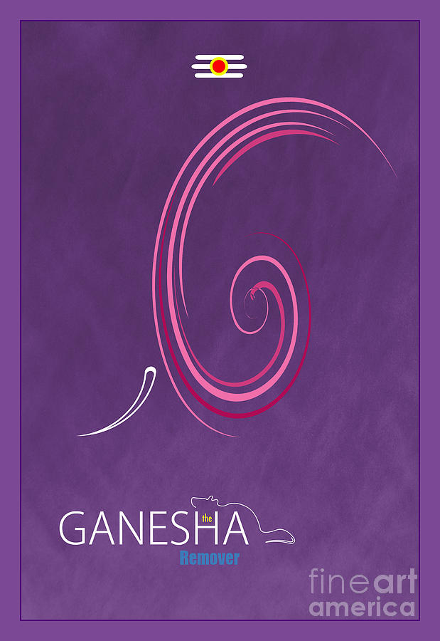 Ganesha The Remover Digital Art