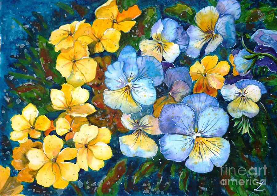 Garden Harmony Painting