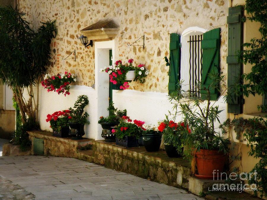 Garden Ledge Photograph