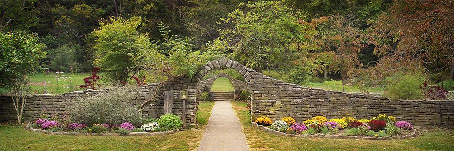 Gateway To The Garden Photograph
