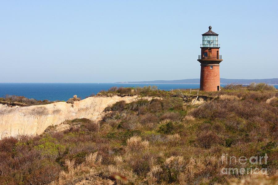 Gay Head Lighthouse Photograph