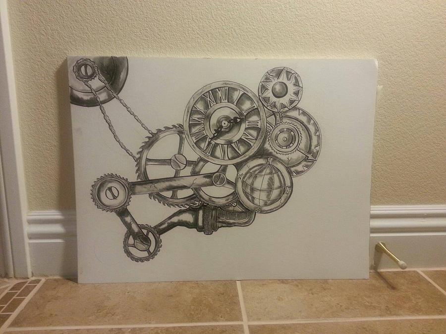 Gears Drawing