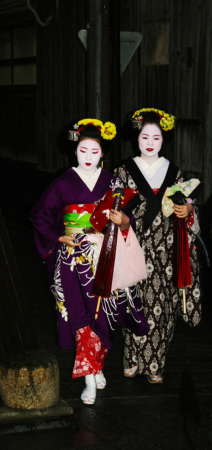 Geisha 2 Photograph