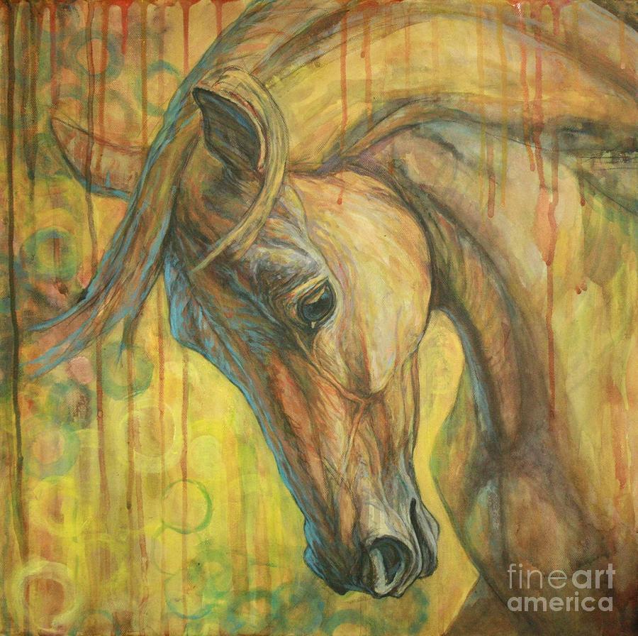 Gentle Soul Painting
