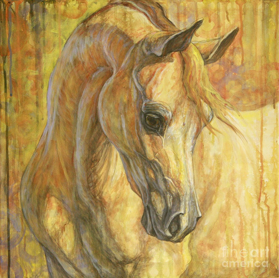Gentle Spirit Painting