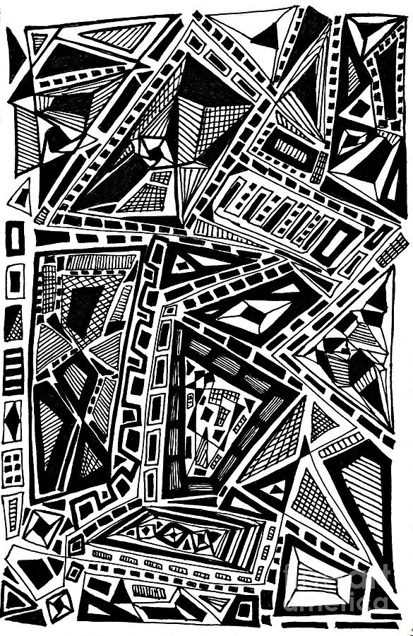 geometry doodle - photo #2