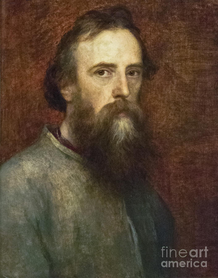 George Frederic Watts Photograph