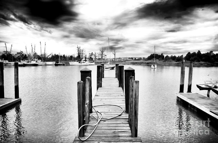 Georgetown Dock Photograph