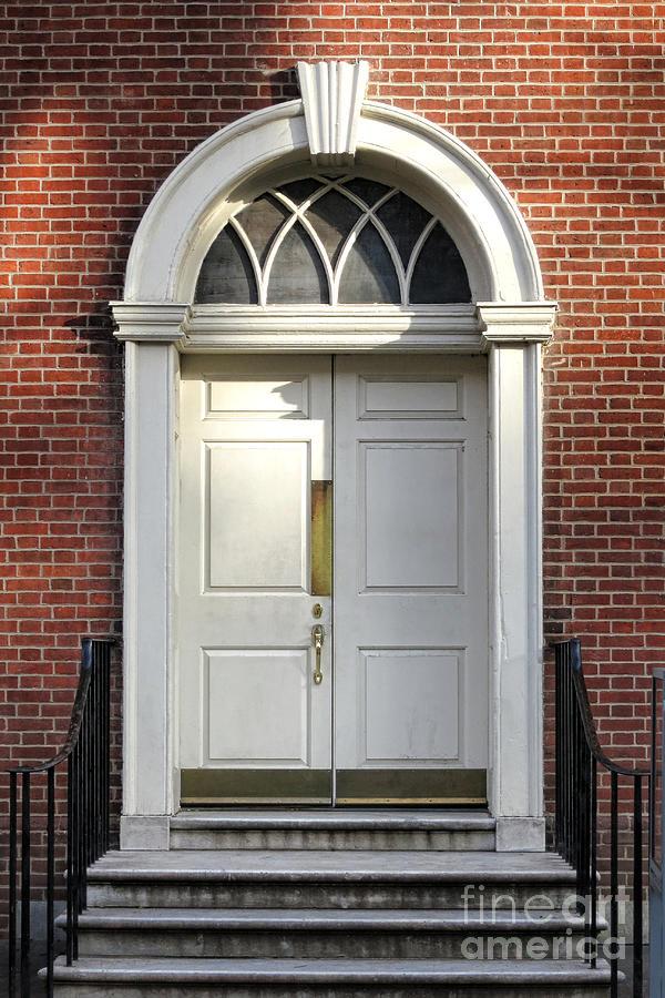 Georgian Door Photograph