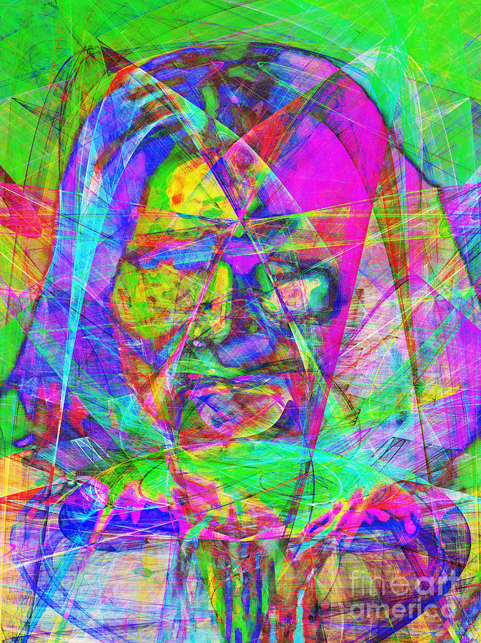 Geronimo 20130611 Photograph  - Geronimo 20130611 Fine Art Print