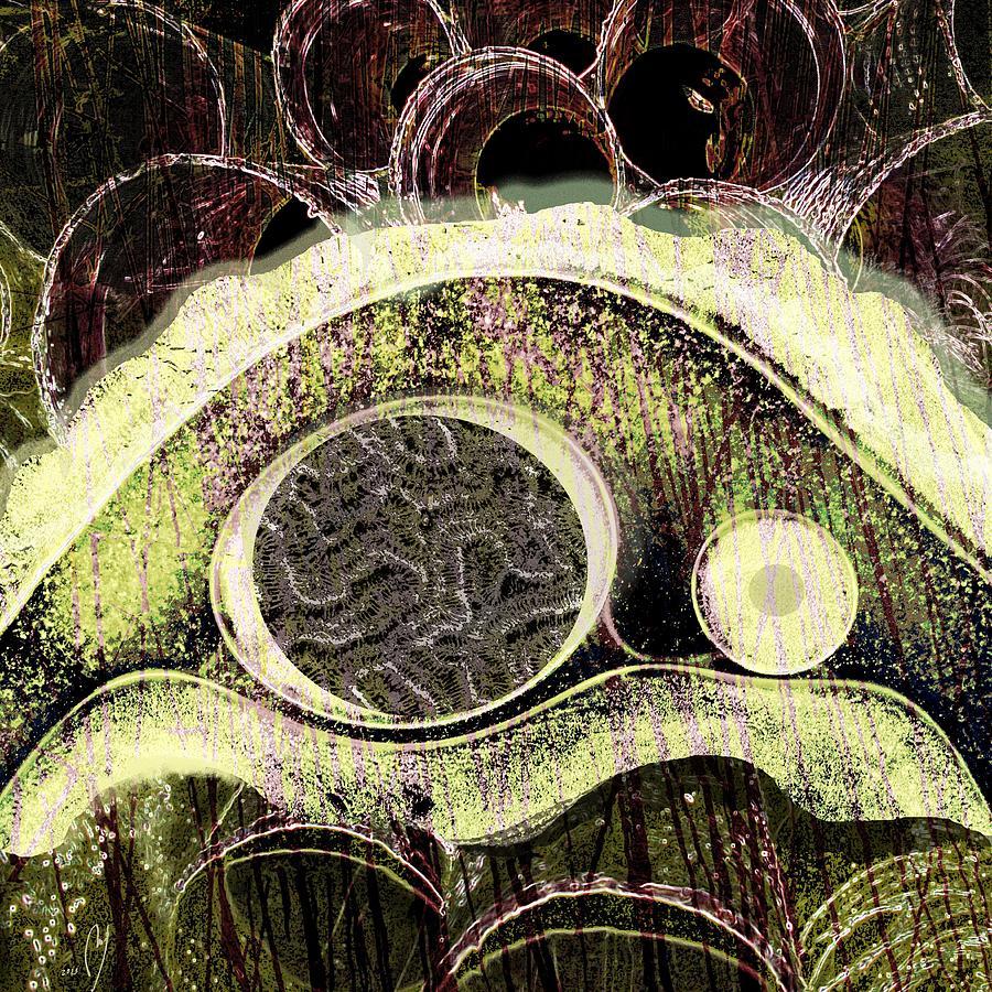 Maraia Digital Art - Gestalt by Maria Jesus Hernandez