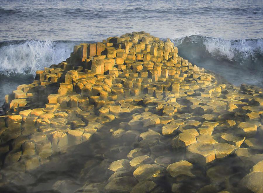 Giant Stones Photograph