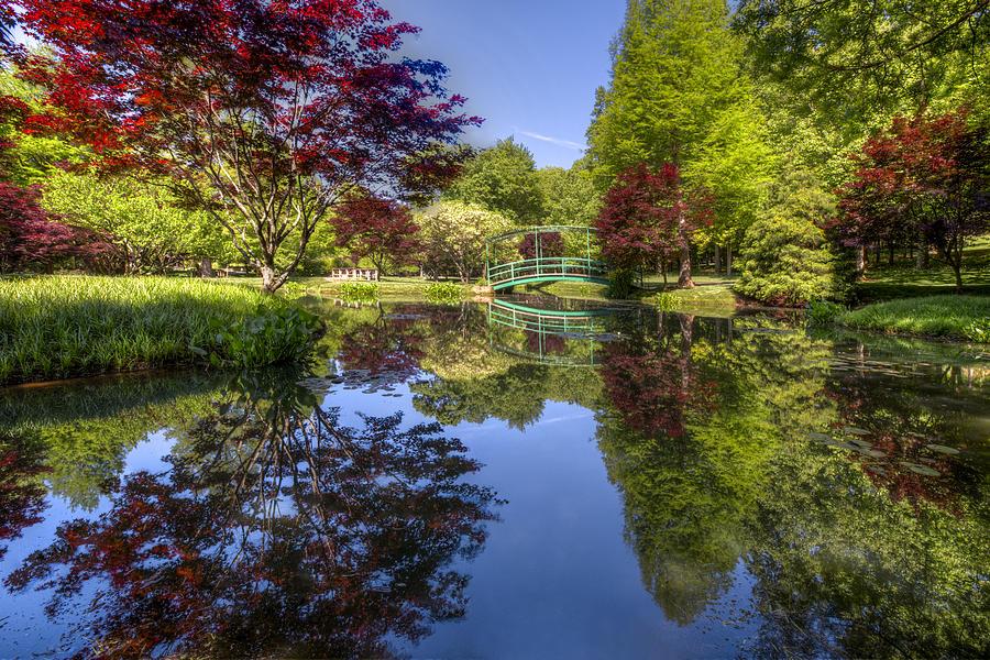 Gibbs Garden Photograph
