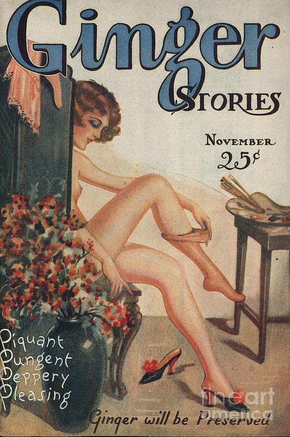 Vintage Erotica Stories 19