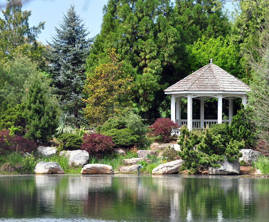 Ginter Gazebo Photograph