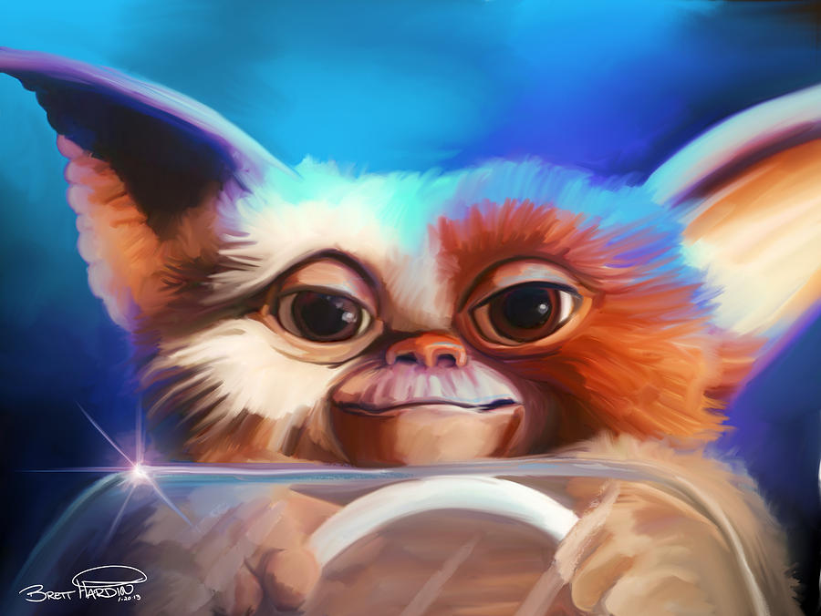 The gallery for --u0026gt; Gizmo From Gremlins Driving