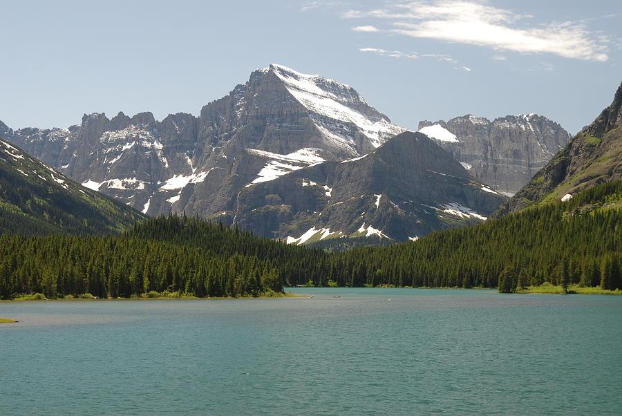 Glacier National Park Photograph