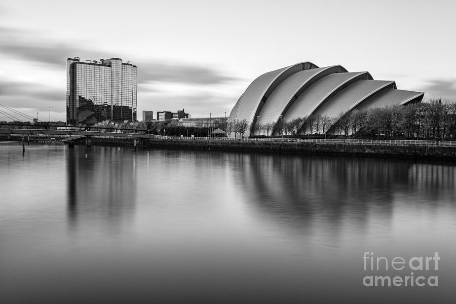 Glasgow Armadillo Photograph