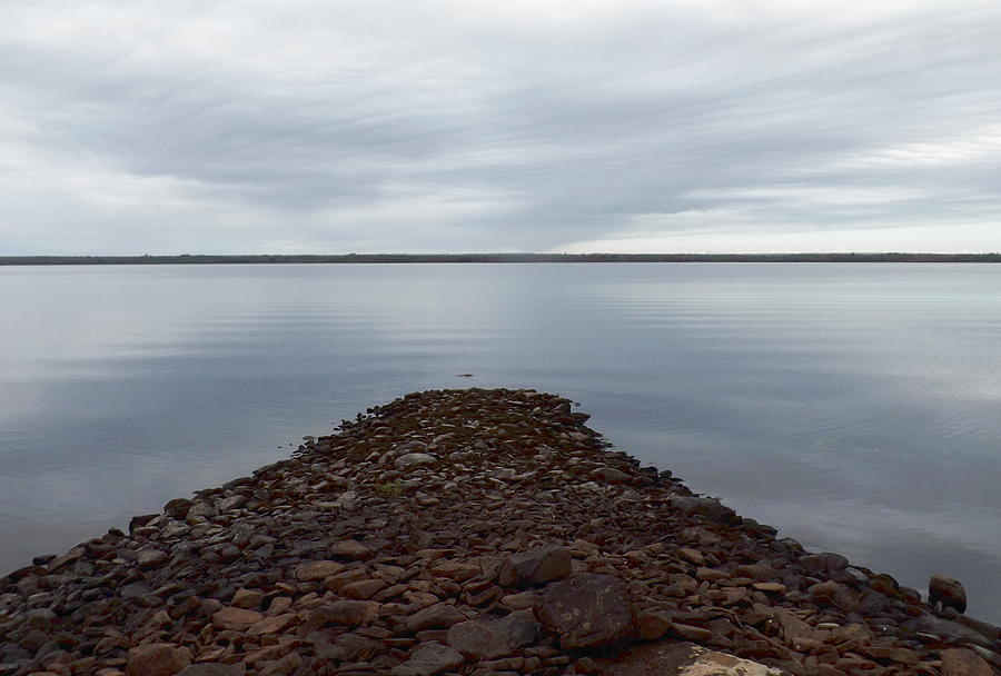 Glass Lake Photograph