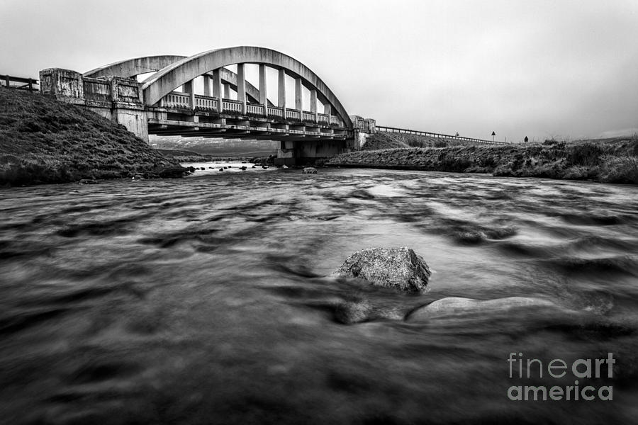 Glen Coe Bridge Photograph  - Glen Coe Bridge Fine Art Print