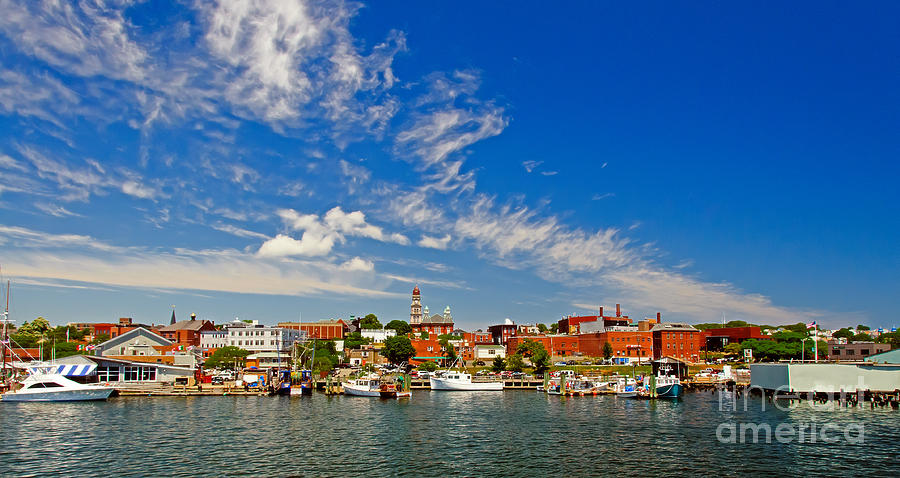 Gloucester Massachusetts Photograph