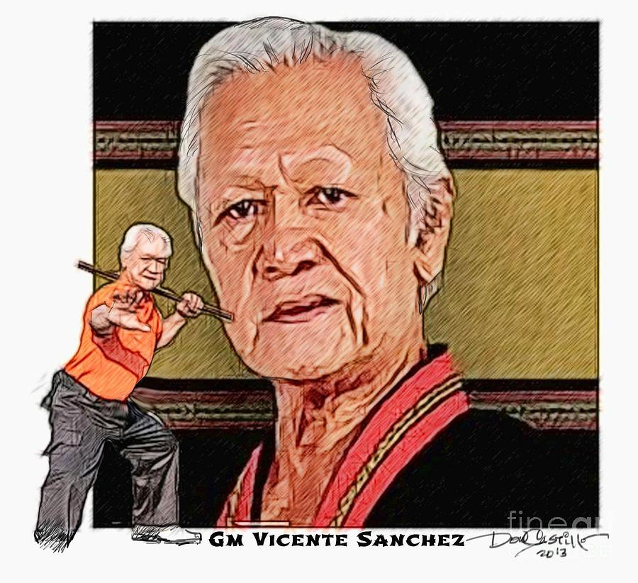 Gm Vicente Sanchez Digital Art