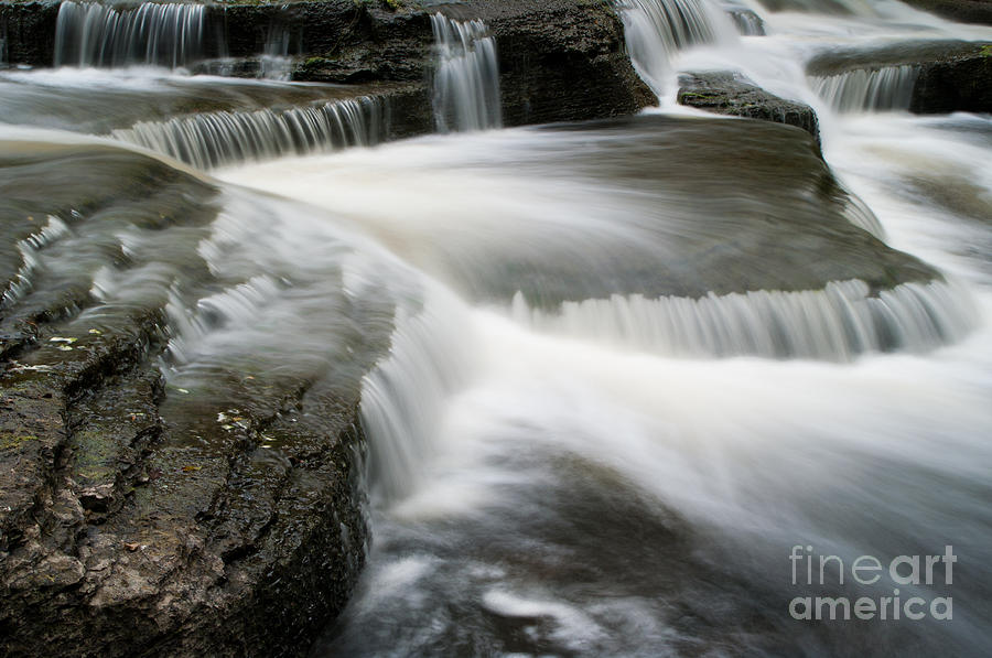 Go With The Flow Photograph  - Go With The Flow Fine Art Print