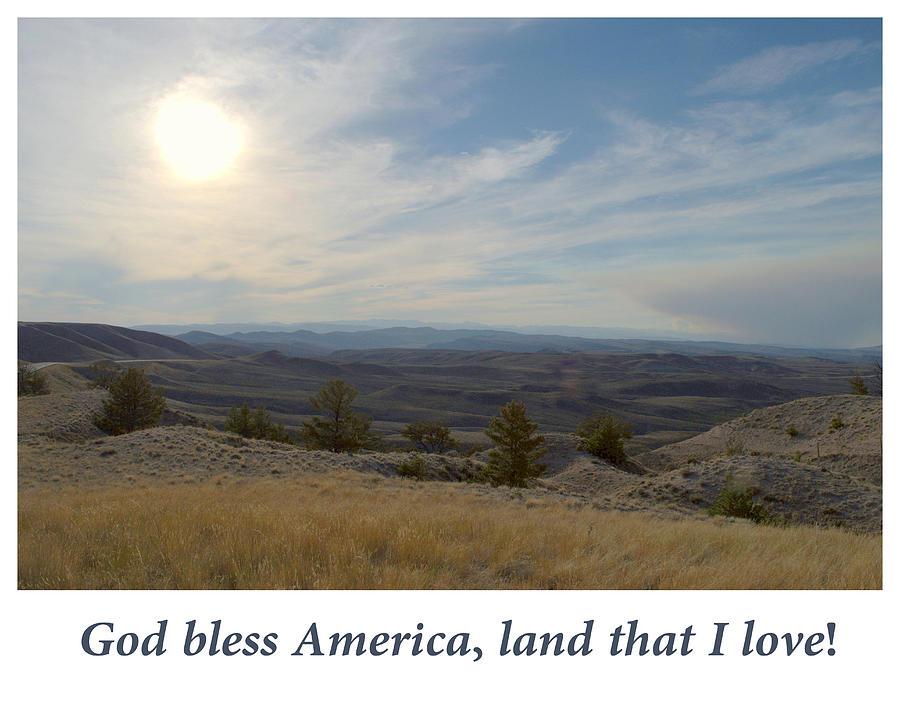 america essay land that i love