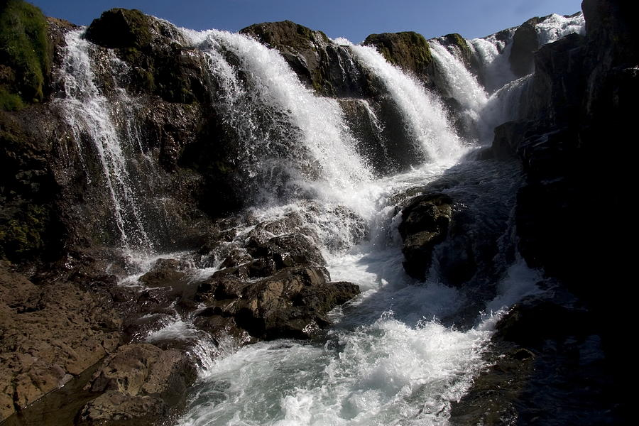 how to get to godafoss waterfall