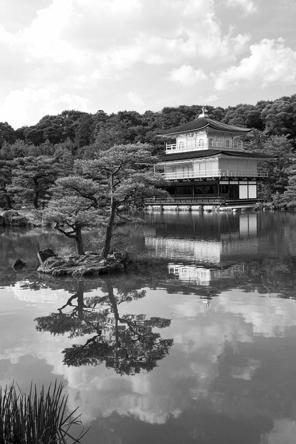 Golden Pagoda In Kyoto Japan Photograph  - Golden Pagoda In Kyoto Japan Fine Art Print