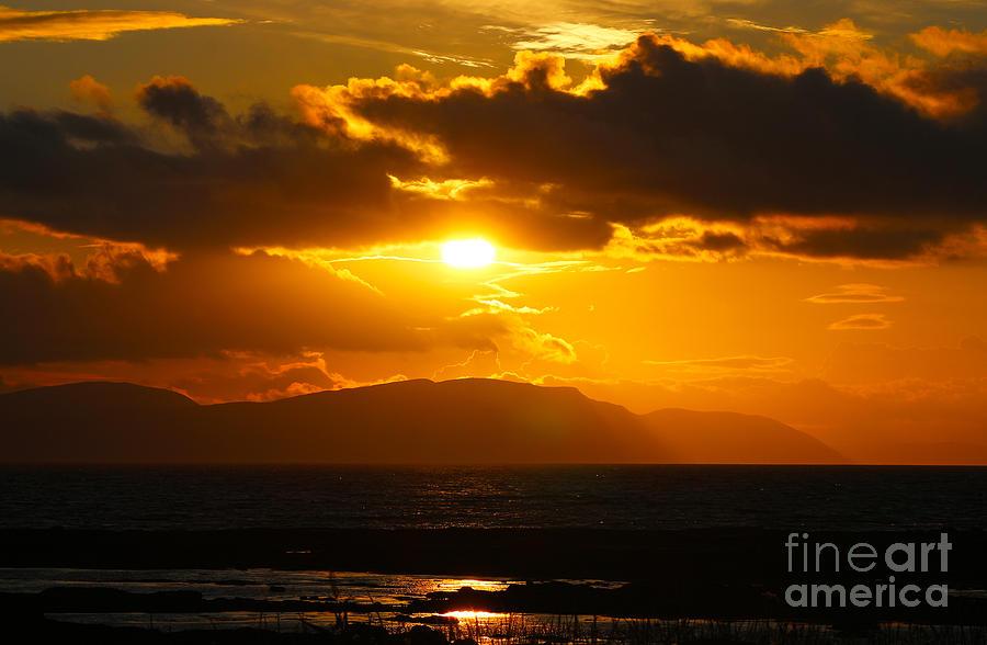 pin golden sunset hd - photo #2