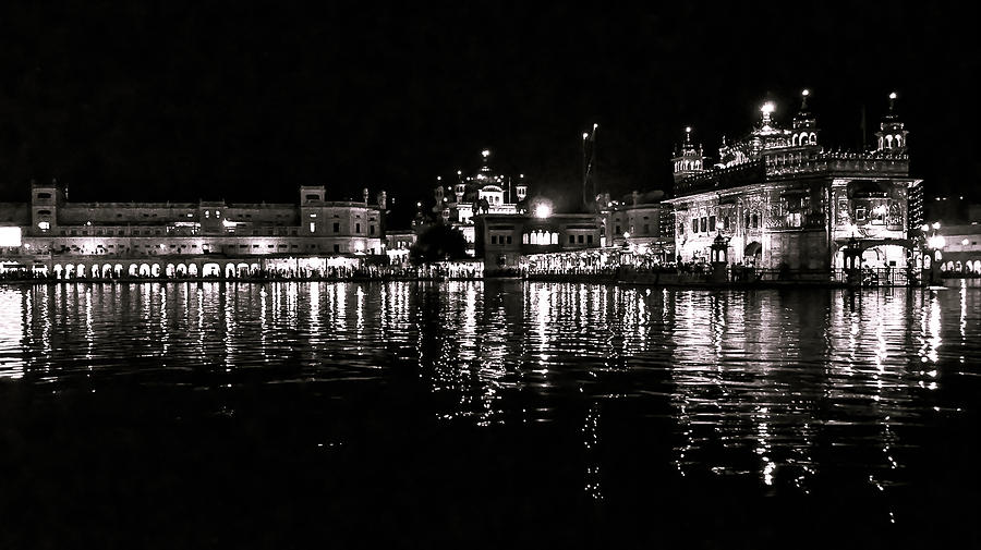 Golden Temple Photograph