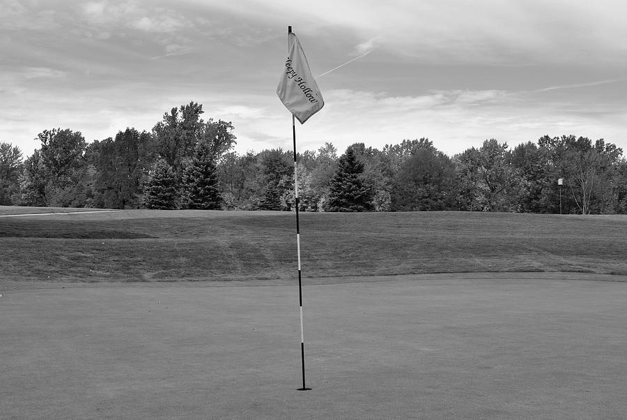 Golf Course View Photograph  - Golf Course View Fine Art Print