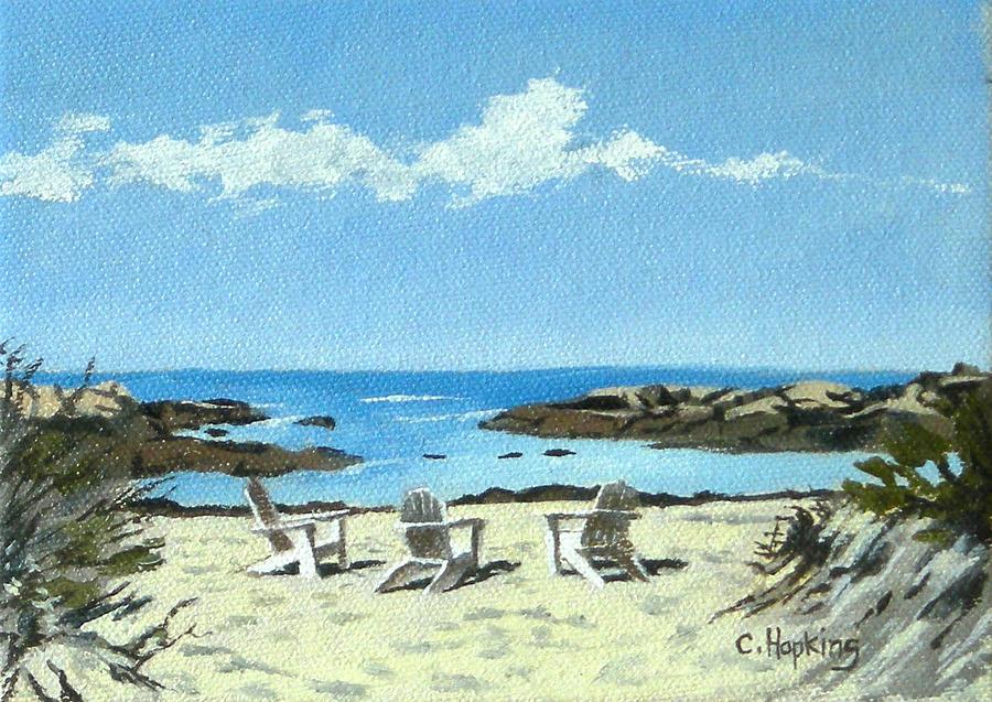 Gooseberry Beach Newport Rhode Island
