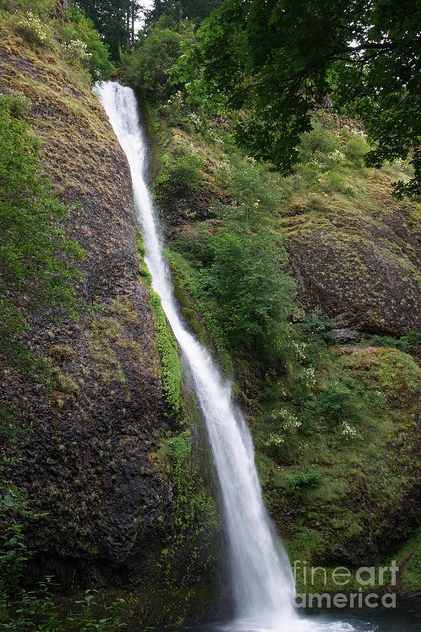 Waterfalls Photograph - Gorge 124 by Walter Strausser