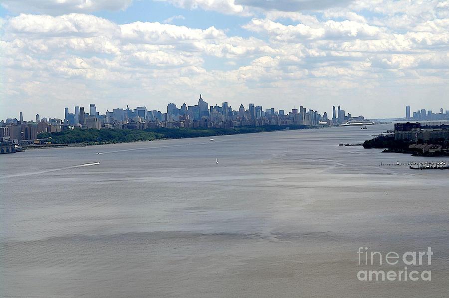 New York City Photograph - Gotham On The Hudson by David Bearden
