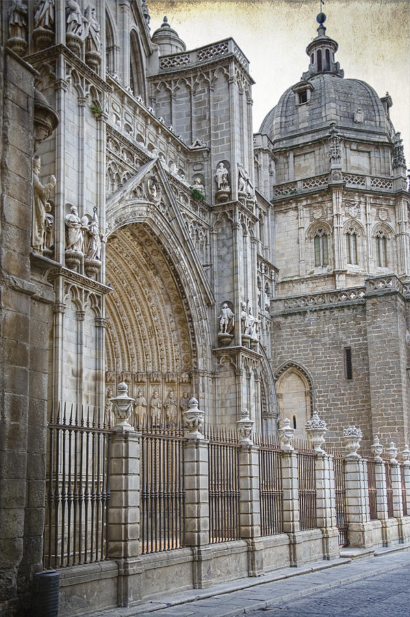 Gothic Splendor Of Spain Photograph