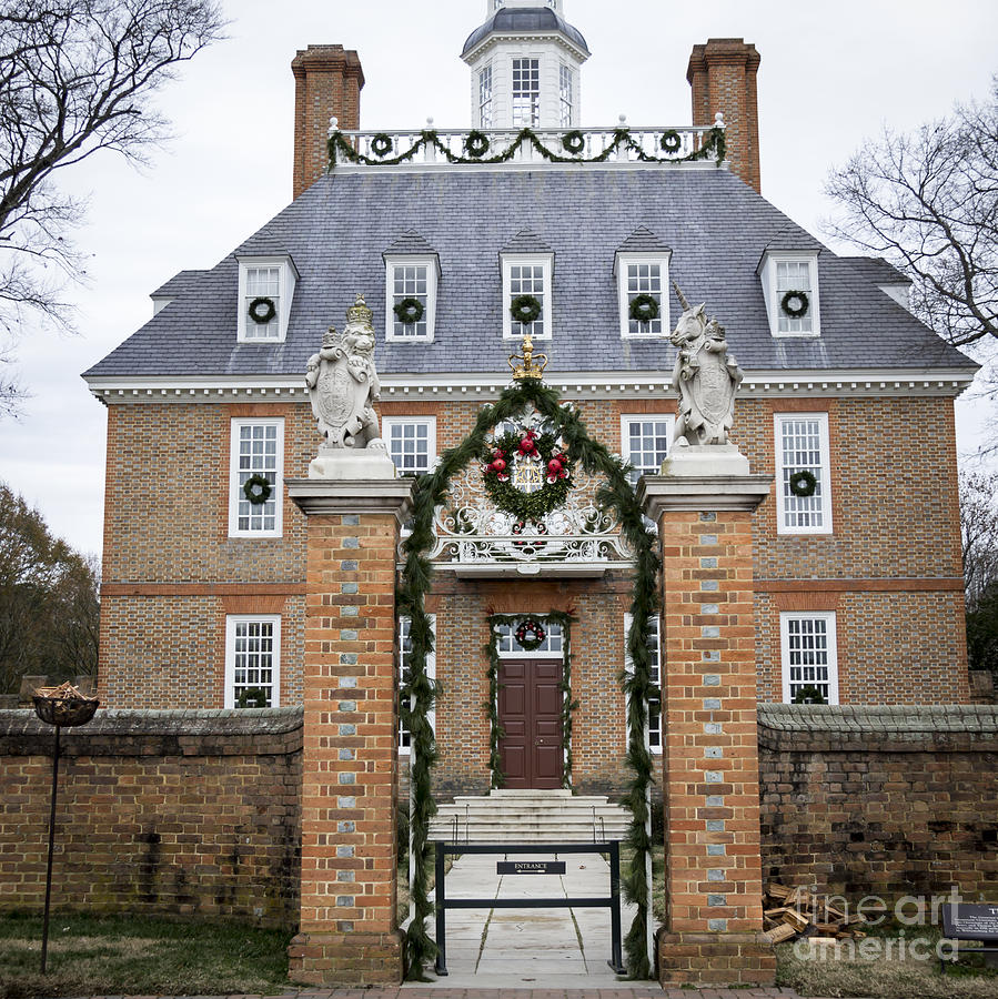 Colonial Williamsburg Christmas Cards