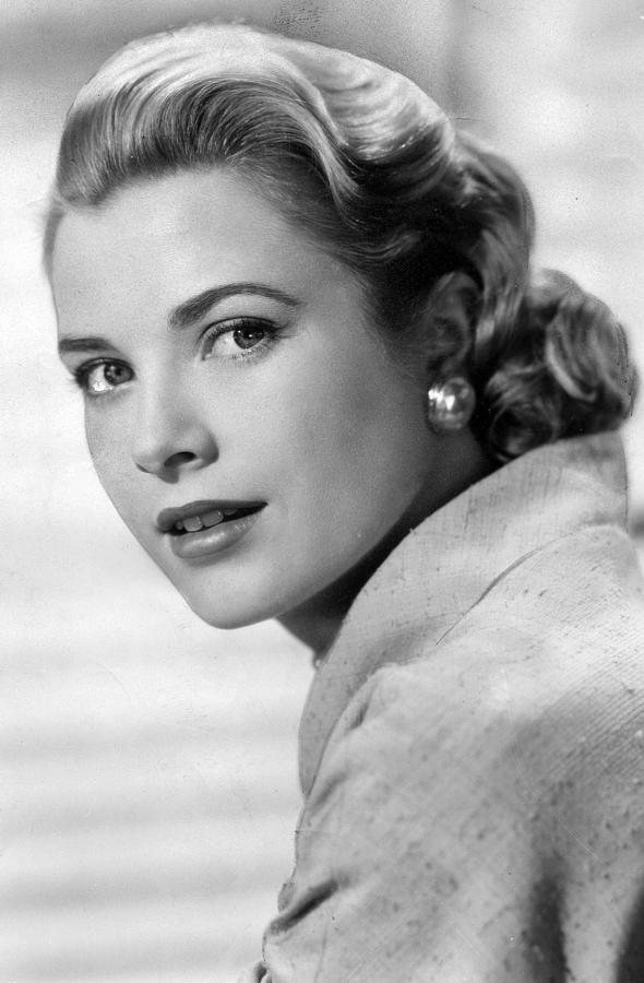 Grace Kelly In Her Prime Photograph