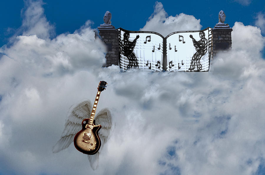 Rock And Roll Heaven Photograph - Graceland by Bill Cannon