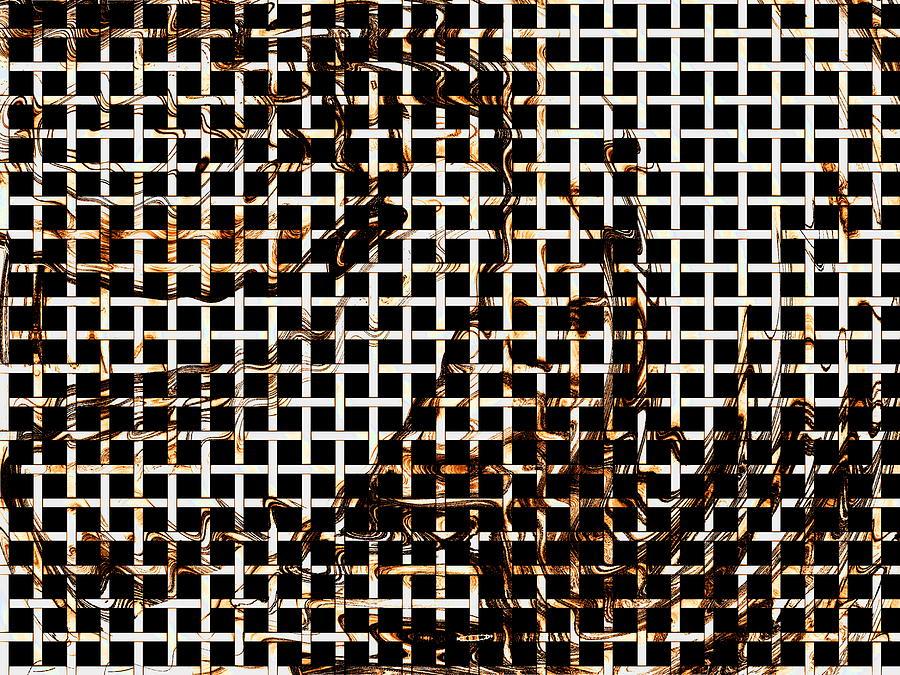 Abstract Photograph - Gradil by Beto Machado
