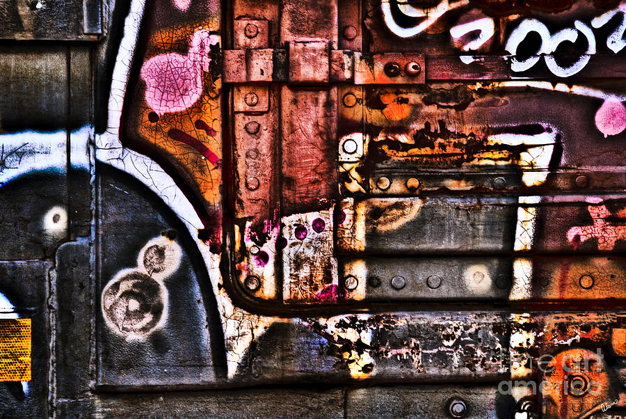 Graffiti II Photograph  - Graffiti II Fine Art Print