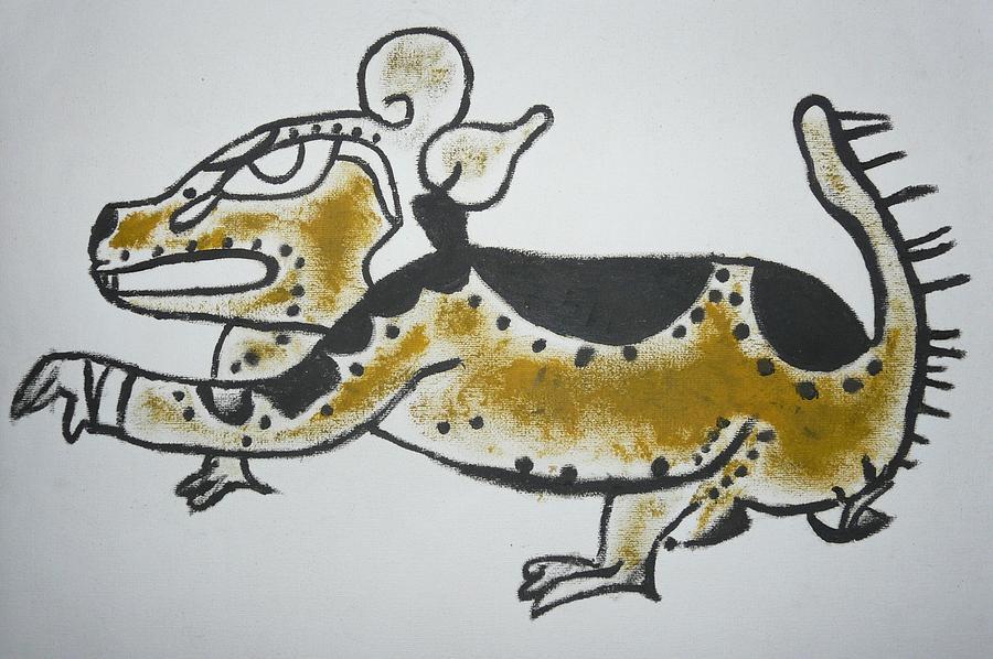 Gran Jaguar II Painting