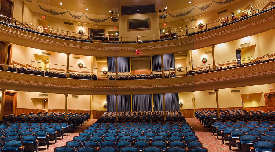 Grand Opera House Floor Plan