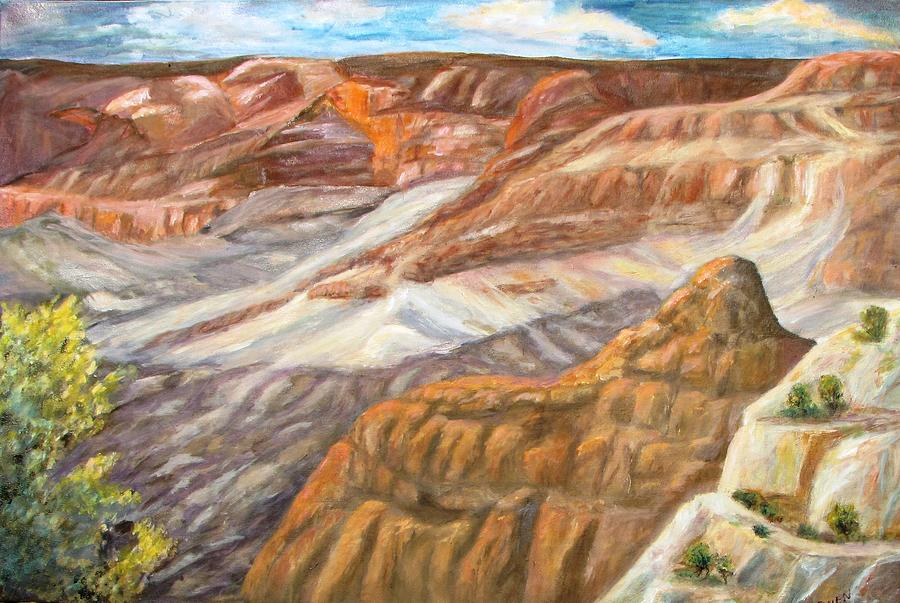 Grand Canyon Painting  - Grand Canyon Fine Art Print