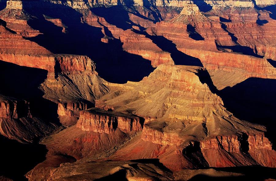 Grand Canyon Light  Photograph