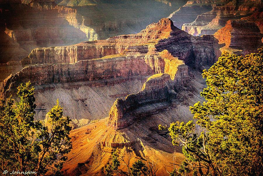 Arizona Photograph - Grand Canyon National Park by Bob and Nadine Johnston