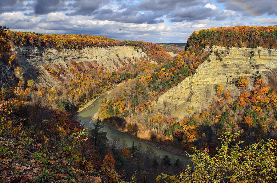Grand Canyon Of The East Photograph