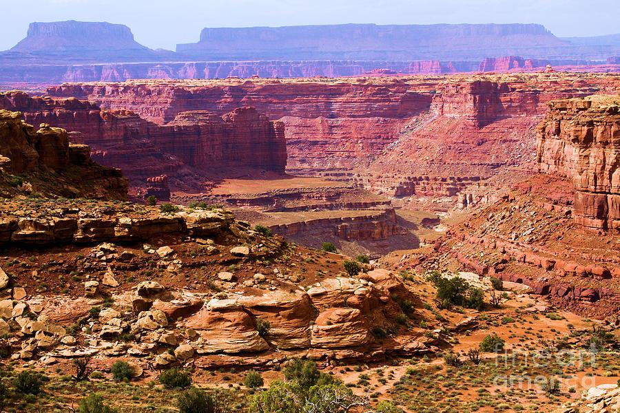 Grand Canyon Of Utah Photograph