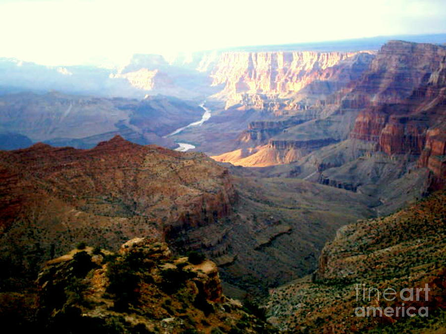 Grand Canyon Series #124 Photograph
